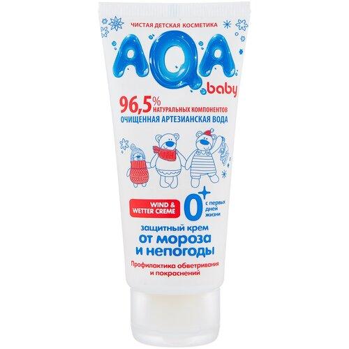 AQA baby Детский защитный крем от мороза и непогоды, 50 мл недорого