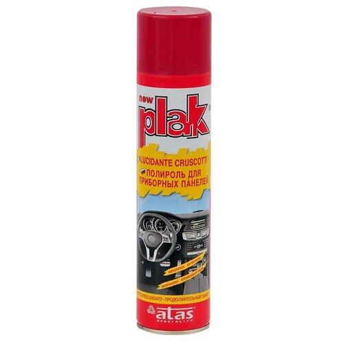 PLAK Полироль для панели приборов PLAK глянцевая вишня 400 мл 5124