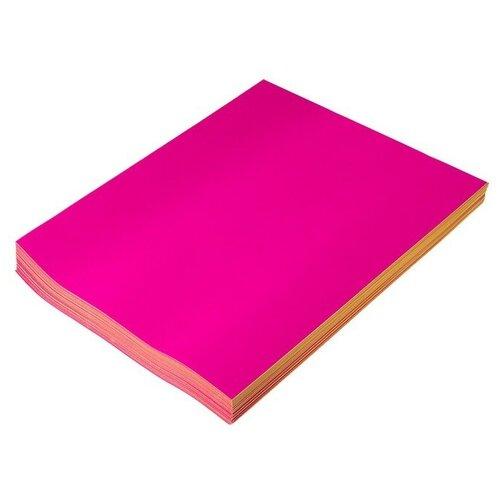 Фото - Бумага Calligrata А4 80 г/м² 100лист. 1фр., ярко-розовый бумага lomond а4 2210003 самоклеящаяся 90 г м² 25 лист 1фр
