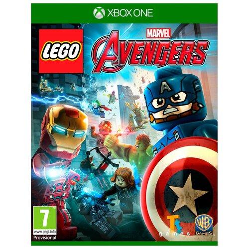 Игра для Xbox ONE LEGO Marvel Avengers, русские субтитры