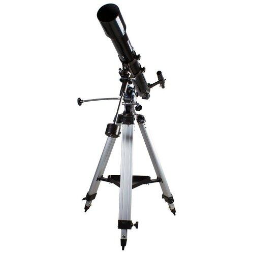 Телескоп Sky-Watcher BK 909EQ2 черный/серебристый телескоп sky watcher bk 1149eq2 черный серый