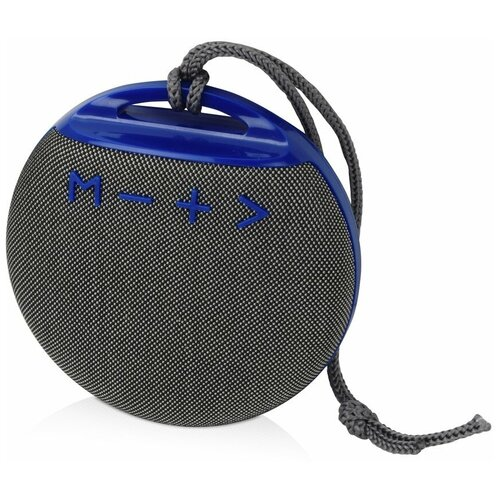 Портативная акустика Oasis Tempo, синий/серый портативная акустика oasis ring красный
