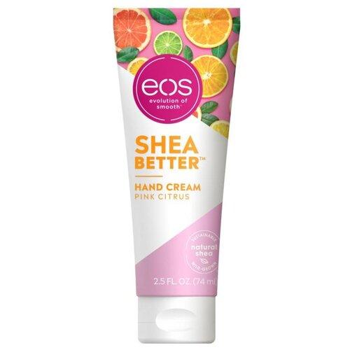 Крем для рук EOS Pink Citrus Hand Cream Розовый Цитрус