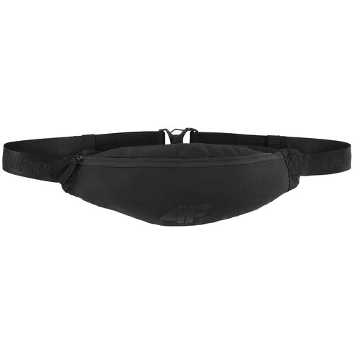 Поясная сумка 4F Sport Performance, текстиль, черный