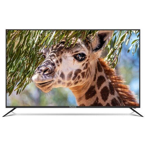 Фото - Телевизор Polarline 58PU55STC-SM 58 (2019), черный телевизор polarline 43pl51stc sm черный