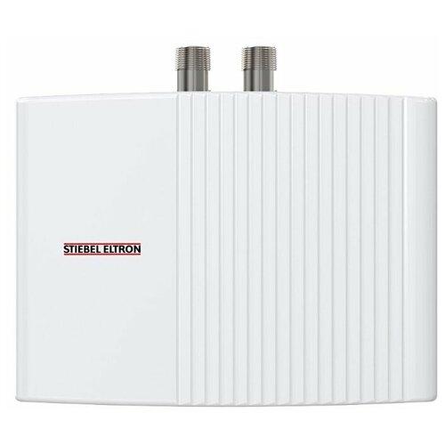 Проточный электрический водонагреватель Stiebel Eltron EIL 6 Plus, белый проточный электрический водонагреватель stiebel eltron dce s 10 12 plus белый