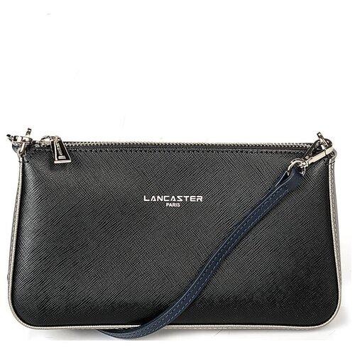 сумка клатч женская lancaster lcs523 75 noir Сумка-клатч женская Lancaster LCS421-57-noir_gmbf