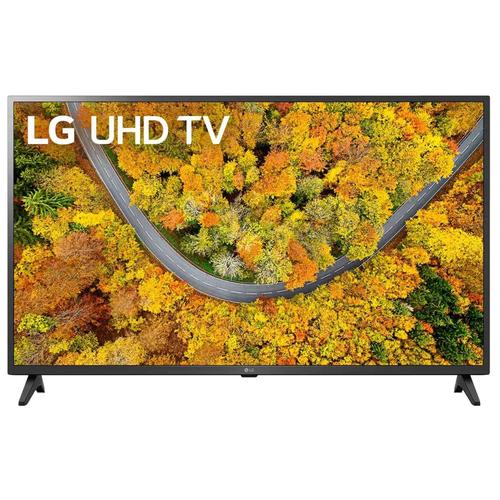 """Телевизор LG 43UP75006LF 42.5"""" (2021) черный"""