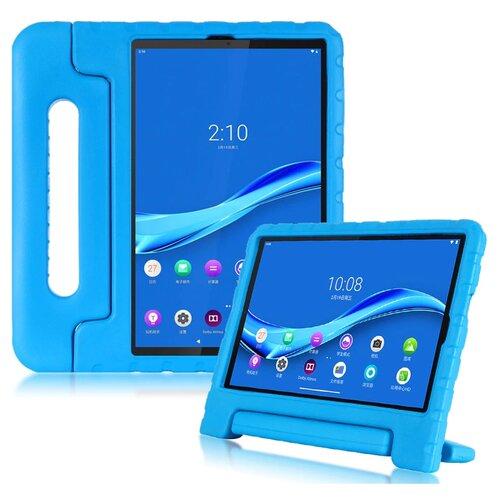 Чехол Eva Kids для планшета Lenovo Tab M10 FHD Plus TB-X606X и TB-X606F Цвет: синий