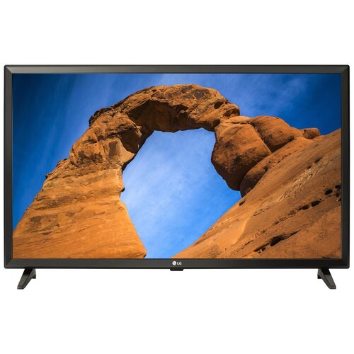 Фото - Телевизор LG 32LK510B 32 (2018), черный телевизор lg 49uk6200pla черный