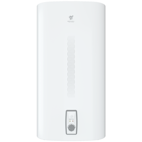 Фото - Накопительный электрический водонагреватель Royal Clima RWH-BI50-FS, белый электрический накопительный водонагреватель royal clima rwh bi30 fs