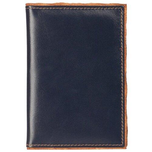 Обложка для паспорта Palermo, синяя беспроводные наушники matteo tantini etna 2 0 black