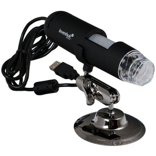 Микроскоп LEVENHUK DTX 50 черный