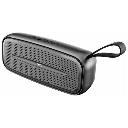 Портативная акустика Hoco BS28 Torrent, серый
