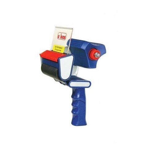 Диспенсер для клейкой упаковочной ленты UNIBOB, для ленты шириной до 75мм, 222 440165