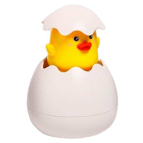 Игрушка для ванной Жирафики Брызгалка Цыпленок