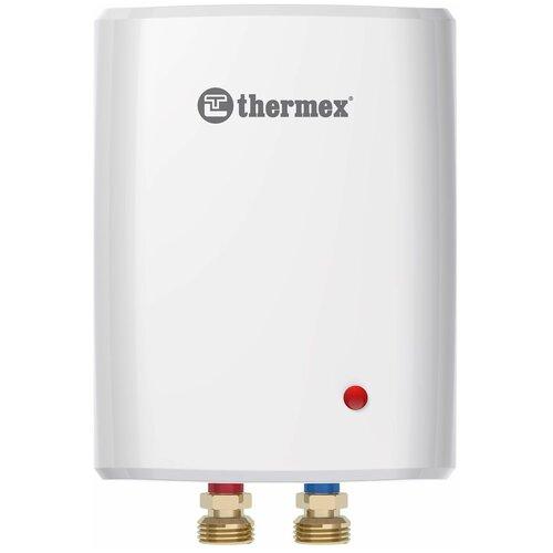 Проточный электрический водонагреватель Thermex Surf 6000, душ