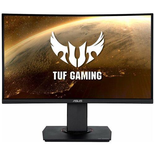 Фото - Монитор ASUS TUF Gaming VG24VQ 23.6, black монитор asus tuf gaming vg32vq 31 5 черный