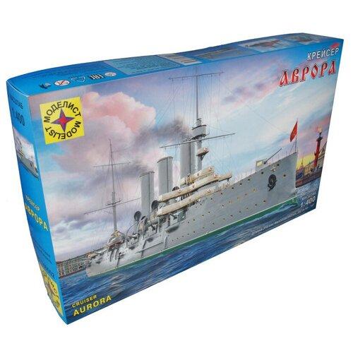 Модель для сборки Моделист Флот Крейсер