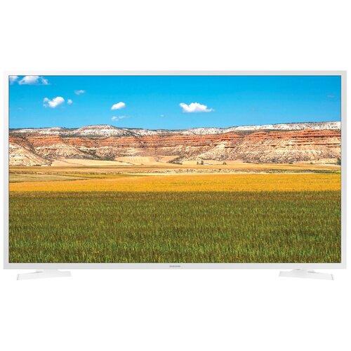 Фото - Телевизор Samsung UE32T4510AU 32 (2020), белый телевизор samsung ue50au9010u 50 белый
