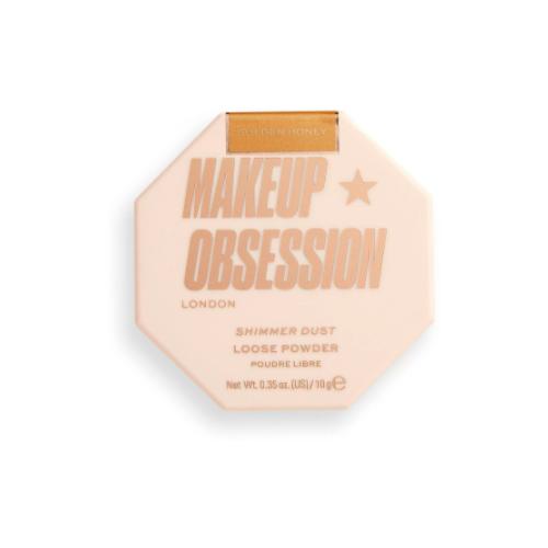Makeup Obsession Хайлайтер Shimmer Dust golden honey