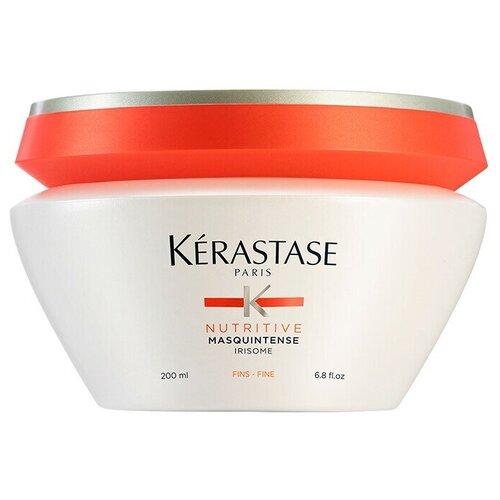 Kerastase Nutritive Masquintense Маска для сухих и чувствительных волос, 200 мл kerastase керастаз маска masquintense для сухих и очень чувствительных волос 200 мл kerastase nutritive