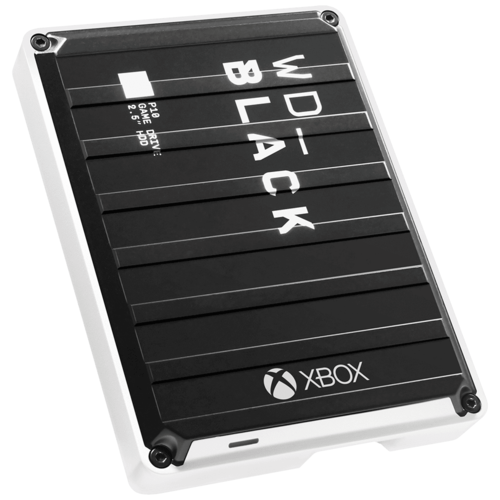Western Digital Внешний жесткий диск WD_BLACK P10 Game Drive for Xbox One 3 TB (WDBA5G0030BBK-WESN) белый/черный