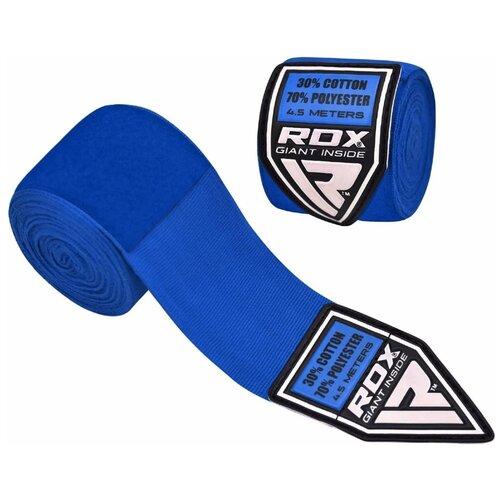 Кистевые бинты RDX HWX-R синий