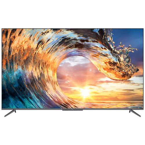 Фото - Телевизор Quantum Dot TCL 65P717 65 (2020), черный/серый телевизор vekta ld 65su8731ss 65 2019 серый