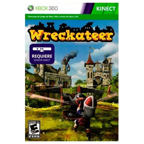 Игра для Xbox 360 Wreckateer английский язык