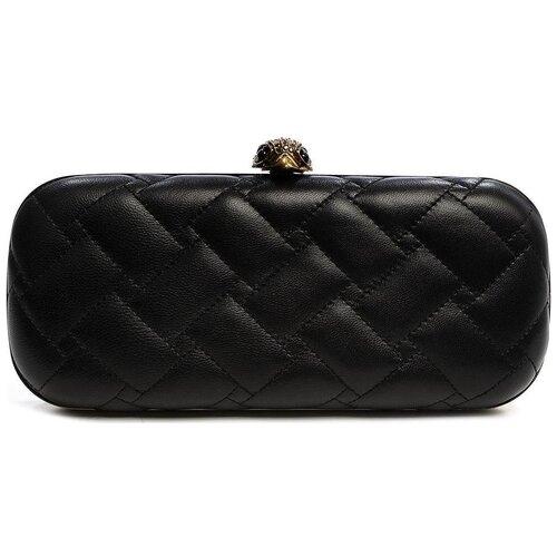 Сумка-клатч женская Kurt Geiger KG5372500109 black-leather