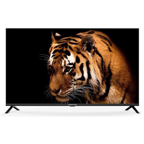 Фото - Телевизор HIBERG 60 4KTV-UTSr 58, черный телевизор hiberg 50 4ktv utsr 50 черный