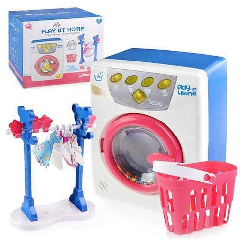 Купить Стиральная машина Oubaoloon в коробке (QF26132W), Детские кухни и бытовая техника