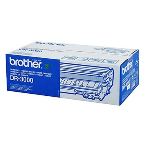 Фото - Фотобарабан Brother DR-3000 фотобарабан brother лазерный dr 3000