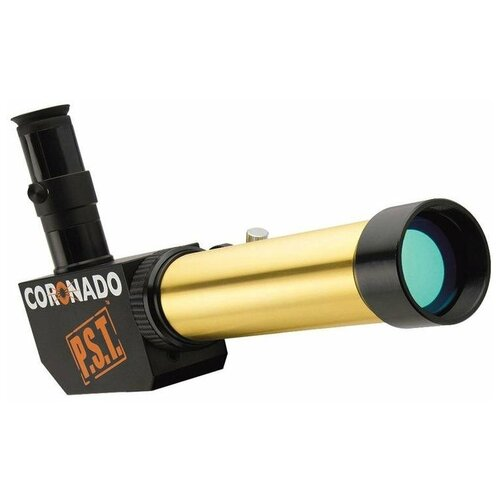 Телескоп Coronado H-альфа PST черный/золотой