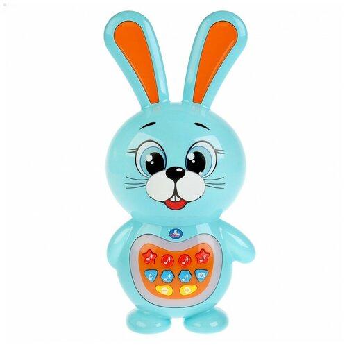 Купить Игрушка УМка Зайка-сказочник Сутеев 291633, Умка, Развивающие игрушки