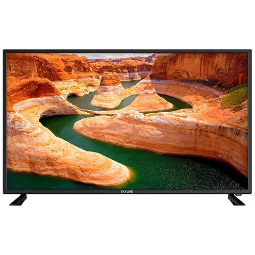 Фото - Телевизор SkyLine 43U6510 43 (2020), черный телевизор doffler 40efs67 40 2020 черный