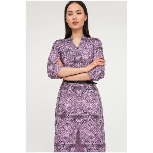 Платье FiNN FLARE. размер L, сиреневый (805)