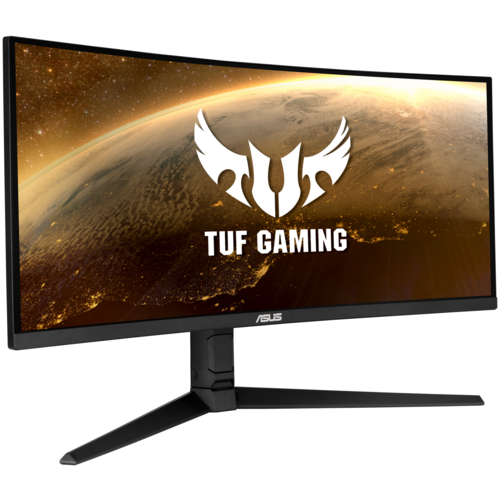 Фото - Монитор ASUS TUF Gaming VG34VQL1B 34, черный монитор asus tuf gaming vg32vq 31 5 черный