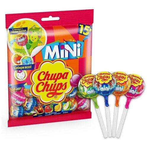 Карамель Chupa Chups mini Ассорти, 90 г