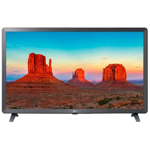 Фото - Телевизор LG 32LK615B 32 (2018), черный/серый телевизор lg 28ln515s pz 27 5 2020 серый черный