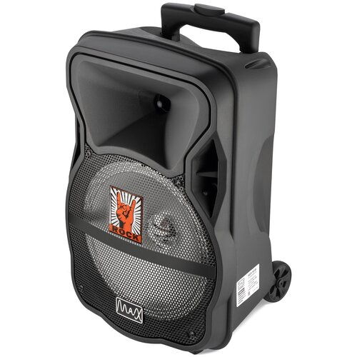 Портативная акустика Max Q-80 черный