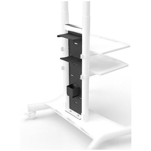 Фото - ONKRON APP-1881 акриловая панель,чёрный плазменная панель