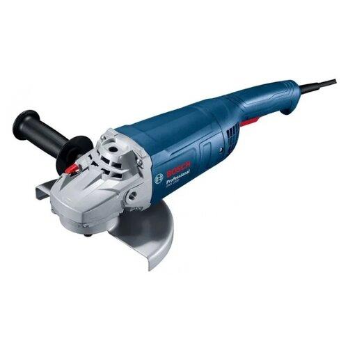 Bosch GWS 2200 180 мм УГЛОВАЯ ШЛИФМАШИНА 06018C00R0 шлифмашина угловая bosch gws 9 125s 0 601 396 122