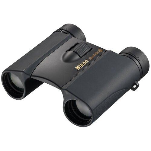 Фото - Бинокль Nikon Sportstar EX 10x25 DCF черный бинокль vixen foresta 8x50 dcf 14517 черный