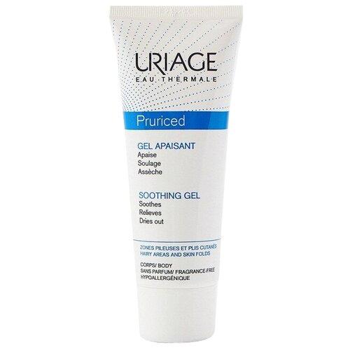Гель для тела Uriage Pruriced Gel успокаивающий с противозудным действием, 100 мл