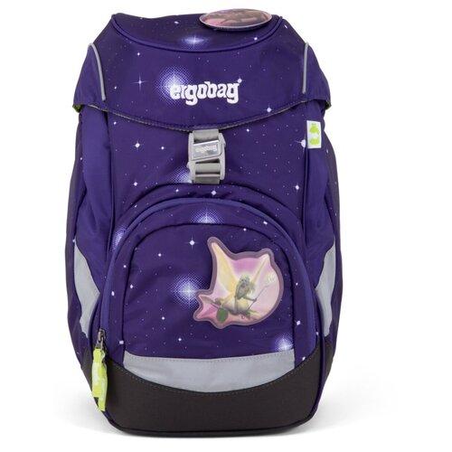 Купить Рюкзак школьный ergobag prime Beargasus (Галактика), рост 100-150 см, c системой разгрузки спины Your-Size-System, Рюкзаки, ранцы