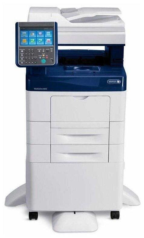 МФУ Xerox WorkCentre 6655 — купить по выгодной цене на Яндекс.Маркете