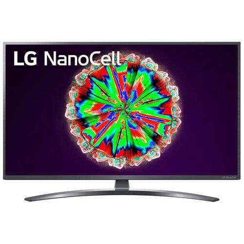 Телевизор NanoCell LG 65NANO796NF 65 (2020), темный титан телевизор nanocell lg 65nano806 65 2020