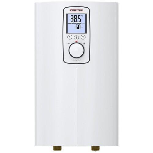 Проточный электрический водонагреватель Stiebel Eltron DCE-X 6/8 Premium, белый проточный электрический водонагреватель stiebel eltron dce s 10 12 plus белый